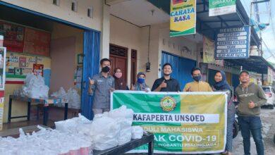 Photo of Sinergi KAFaperta dan BEM Pertanian Menyalurkan Bantuan Untuk Mahasiswa