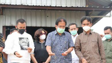 Photo of Menteri ATR/BPN Sofyan Djalil Kunjungi Hasil Panen Inpago Unsoed 1 Demplot Korporasi Petani di Batang